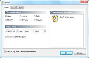 Download Atomic Alarm Clock - Computer alarm clock and customize