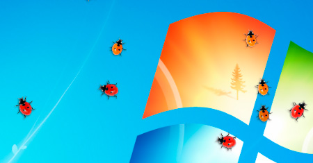 download ladybug on desktop for windows make fun