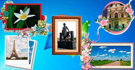 photos frame free download