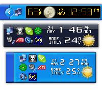 Active Alarm Clock