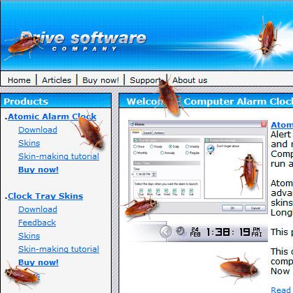 Download Cockroach on Desktop