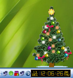 Bring Christmas to your desktop!